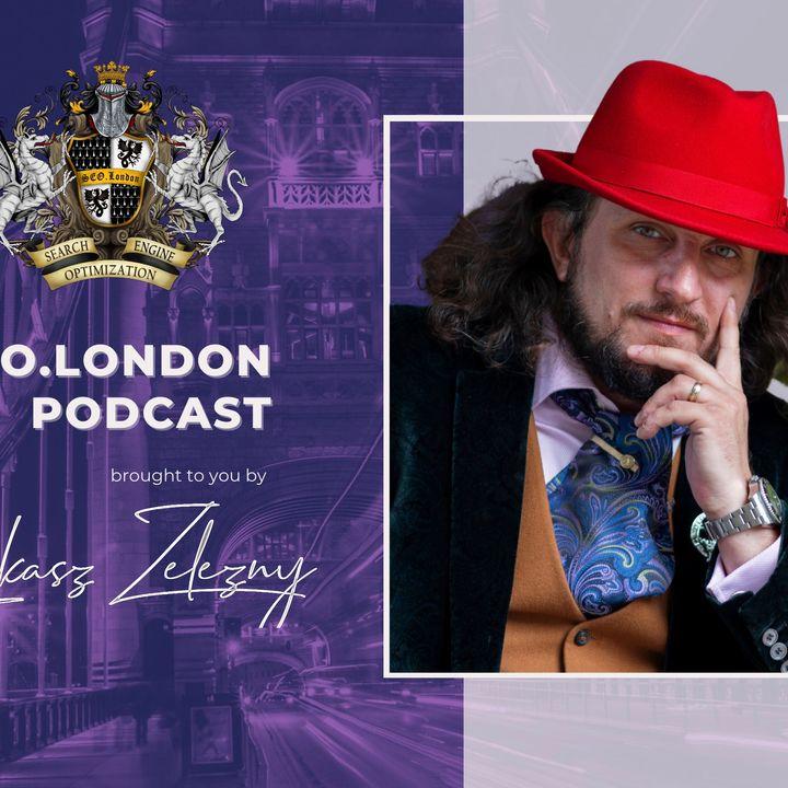 SEO.London by Lukasz Zelezny