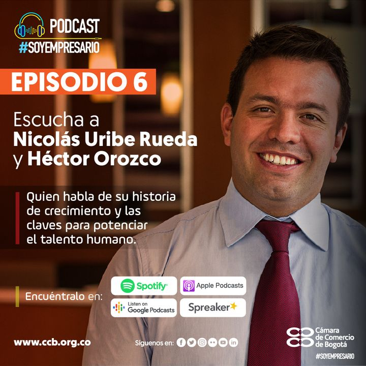 Ep6. liderazgo de equipos con Héctor Orozco