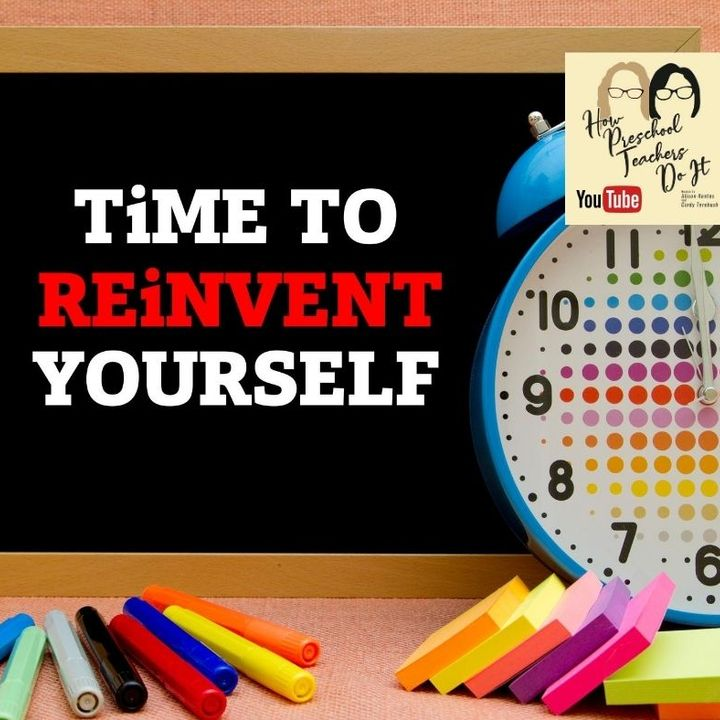 89: Not Returning?  Reconsider, Reinvent, Rediscover Yourself