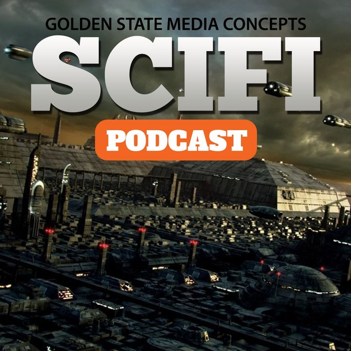 GSMC SciFi Podcast Episode 275: Take Me 2 the River