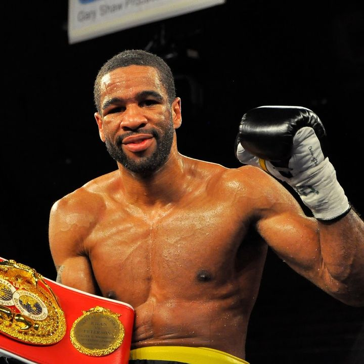 Inside Boxing Weekly:Guests Lamont Peterson, Rau'shee Warren and Barry Hunter!