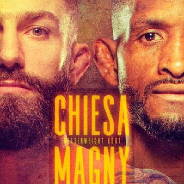 Preview Of The UFCFightIsland8 Card Headlined By Michael Chiesa Vs Neil Magny In A Welterweight Fight Live On ESPN In Yas Island Abu Dhabi
