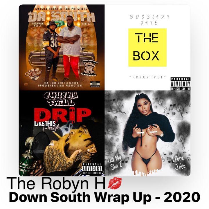 #DownSouthWrapUp2020 Playlist