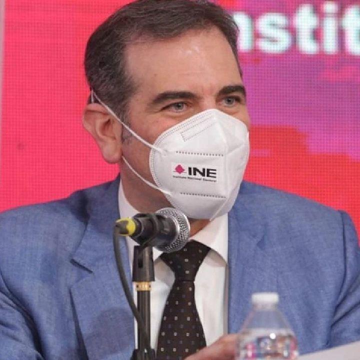 Lorenzo Córdova, agradeció a los mexicanos que votaron el 6 de junio