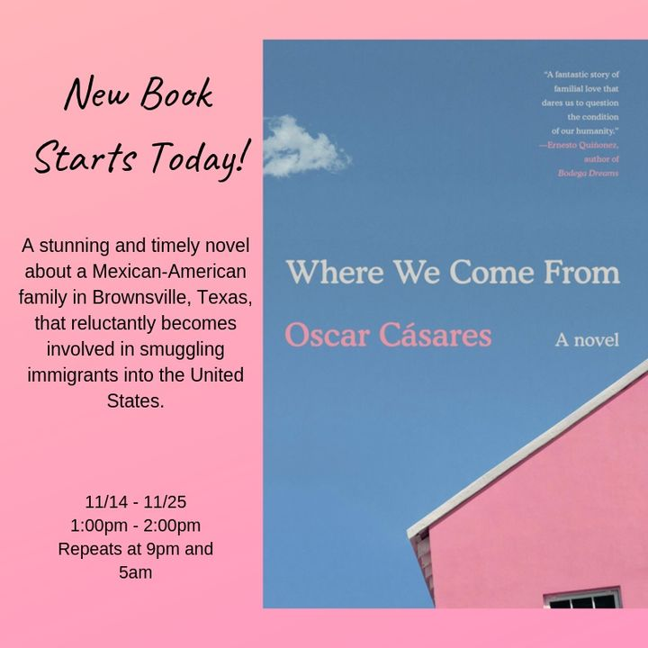 Book - Where We Come From