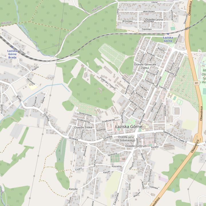OpenStreetMap – otwarta mapa tworzona przez społeczność