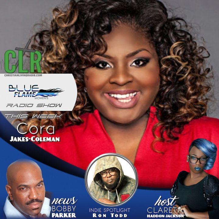 Blue Flame Radio - Cora Jakes