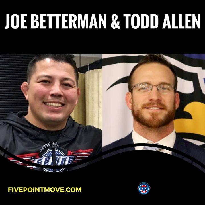 5PM36: Talking Greco with Joe Betterman & Todd Allen