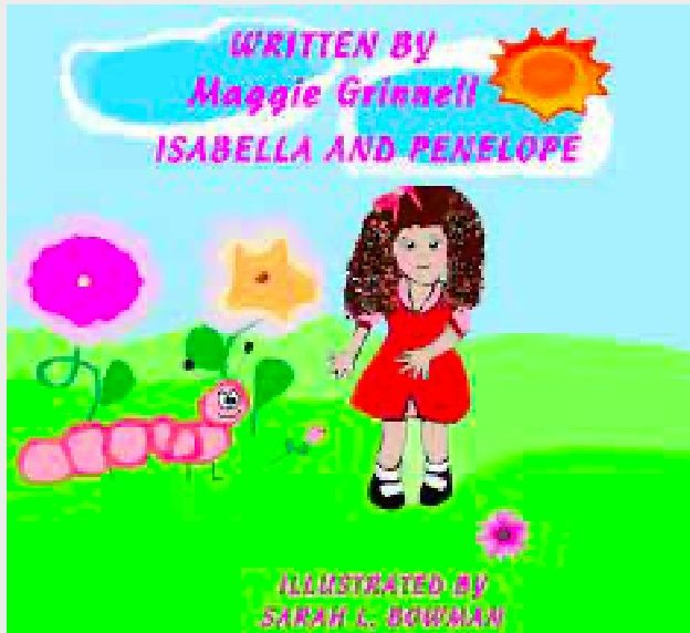 Isabella and Penelope by Maggie Grinnell - Read by Martyn Kenneth