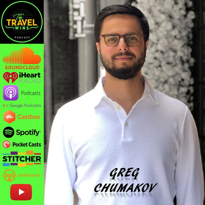 Greg Chumakov   millennial making a difference with Treedom co