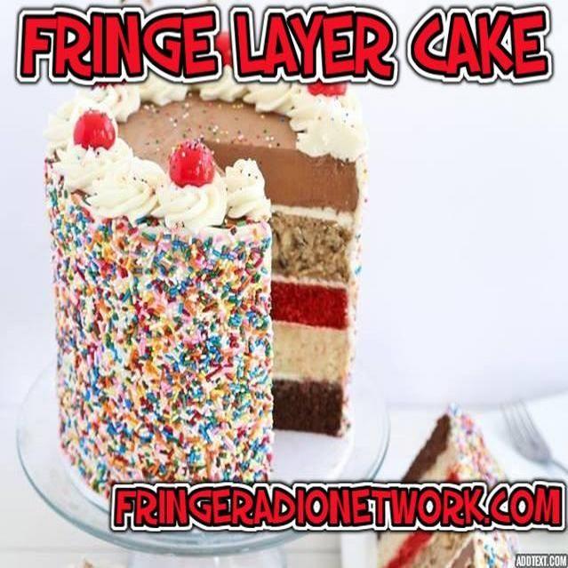 Fringe Layer Cake