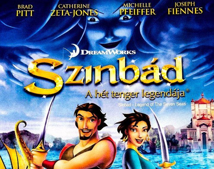 Sinbad la leggenda dei 7 mari
