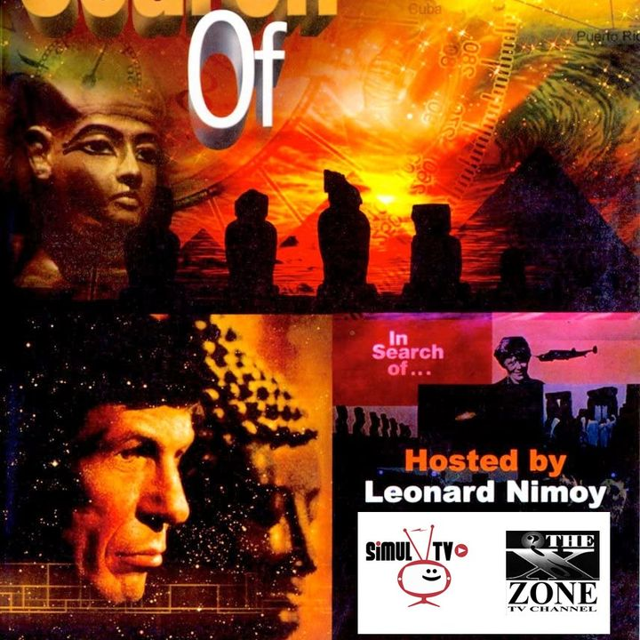 In Search Of with L:eonard Nimoy - Ancient Aviators - S1 Ep3