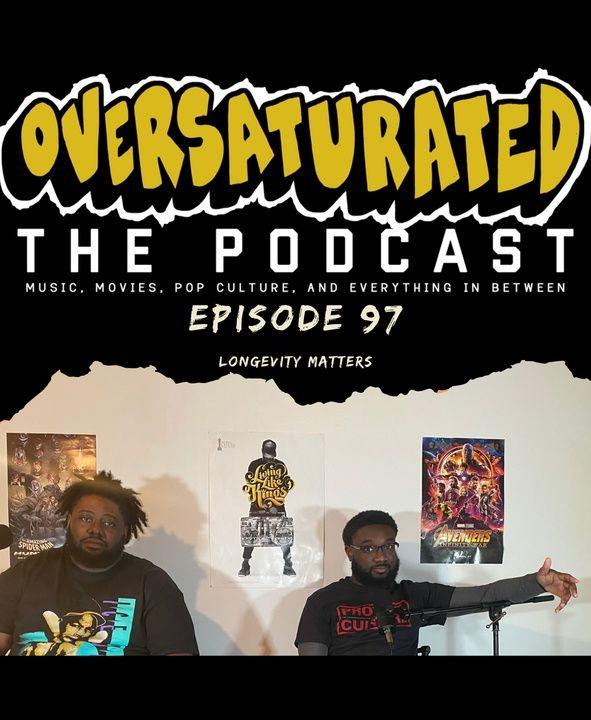 Episode 97- Longevity Matters