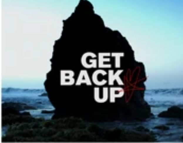 We Fall but we Get Back Up
