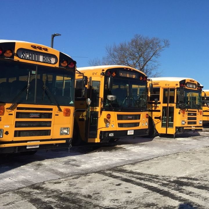 Frigid Cold Causes School Bus Issues In Littleton