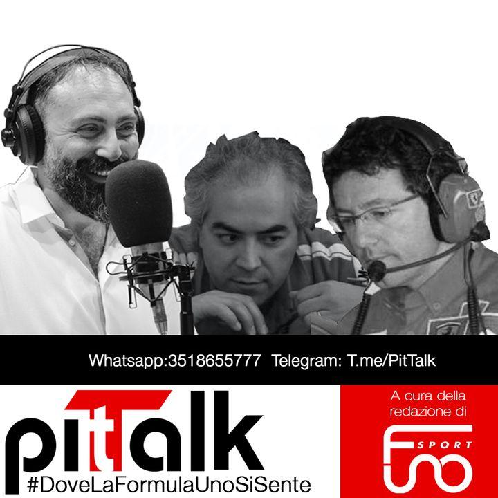 Pit Talk - F1 - Mazzola e Baldisserri commentano la Ferrari