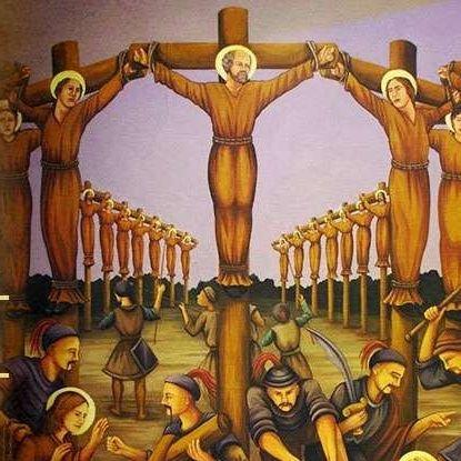 San Pablo Miki y compañeros mártires