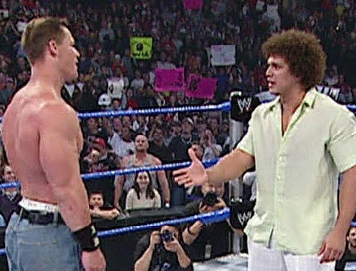 WWE Rivalries: John Cena vs. Carlito