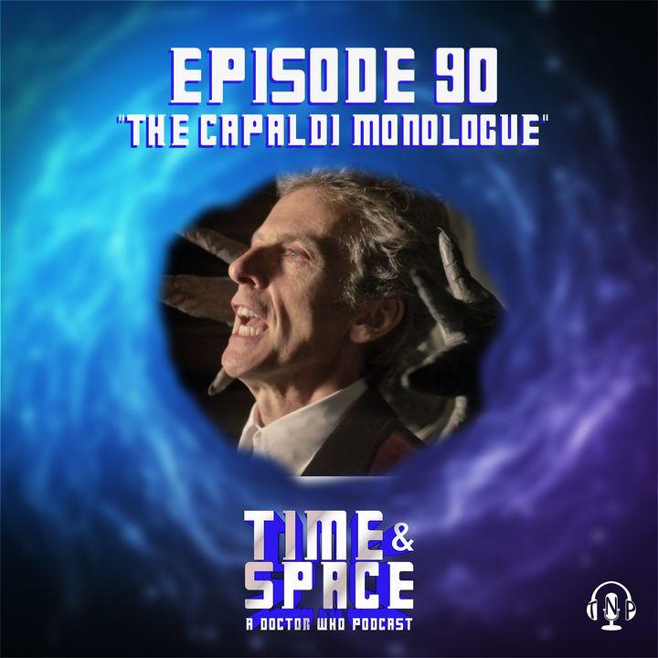 The Capaldi Monologue