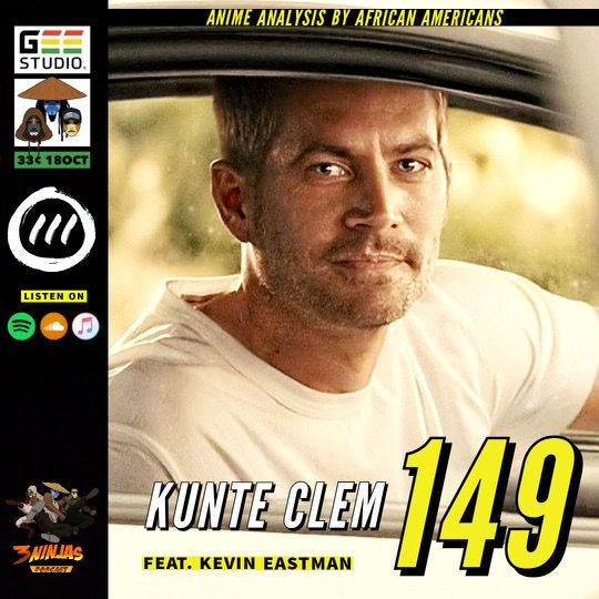 Issue #149: Kunte Clem feat. Kevin Eastman