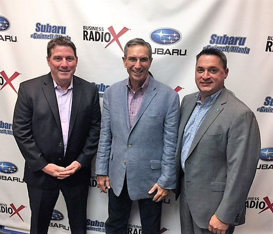 SIMON SAYS, LET'S TALK BUSINESS: Vince DeSilva with the Gwinnett Chamber of Commerce and Tim McCormack with Business Transition 360