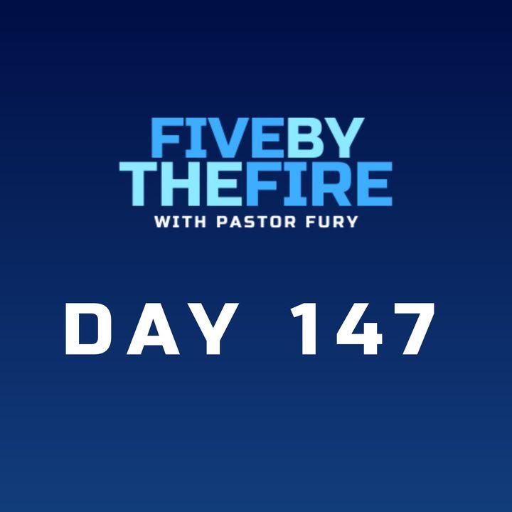 Day 147 - Inheriting Restoration