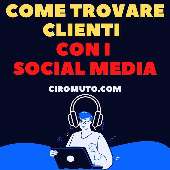 Come Trovare clienti con i social media marketing