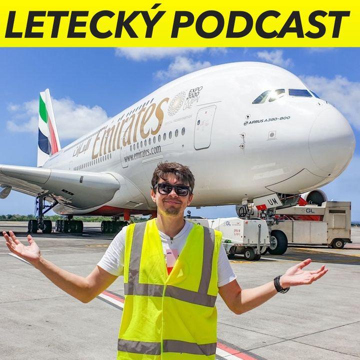 LETUŠKA Hainan Airlines - Irys Eichlerová - Letecký Podcast
