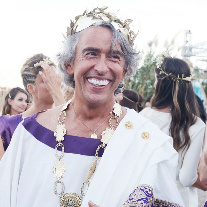 Steve Coogan, Noughts & Crosses and Cooking with Paris