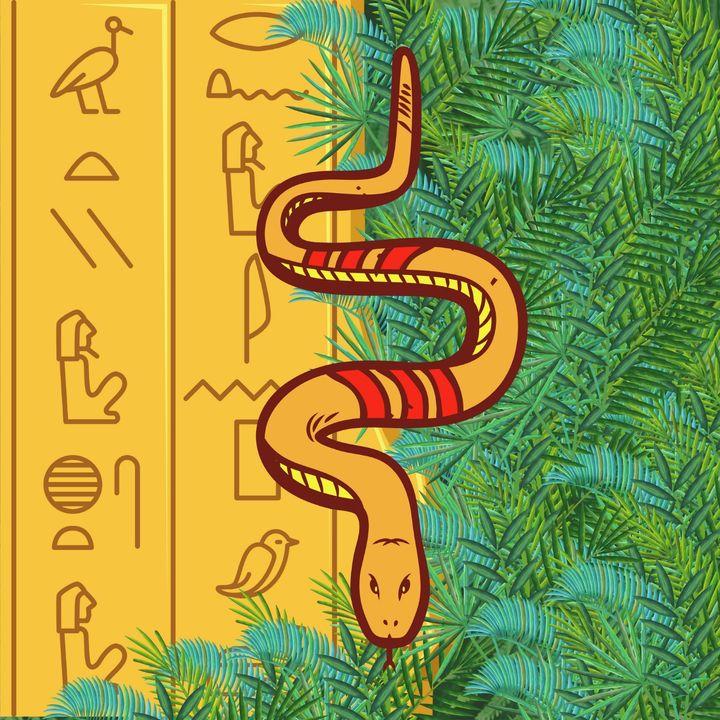 Il serpente dalle spire d'oro