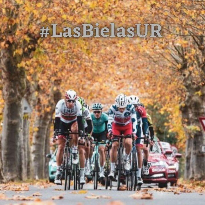Últimos días de ciclismo World Tour