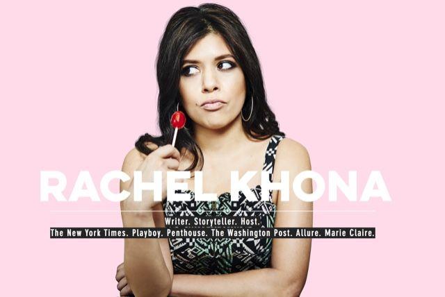 Rachel Khona talks Playboy, Penthouse and Crimson & Clover Studio
