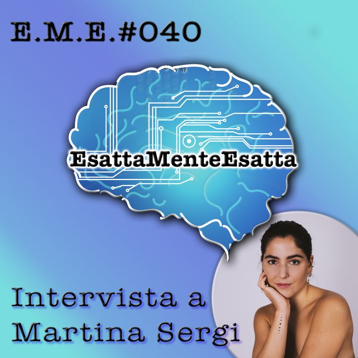 P.40 Intervista a Martina Sergi