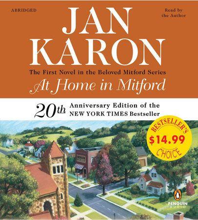 Book - At Home In Mitford (Jan Karon)