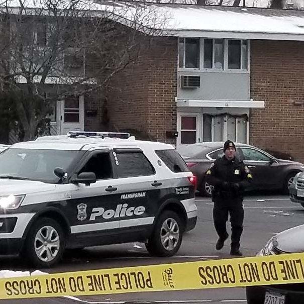 1 Hurt In Shooting At Framingham Apartment Complex
