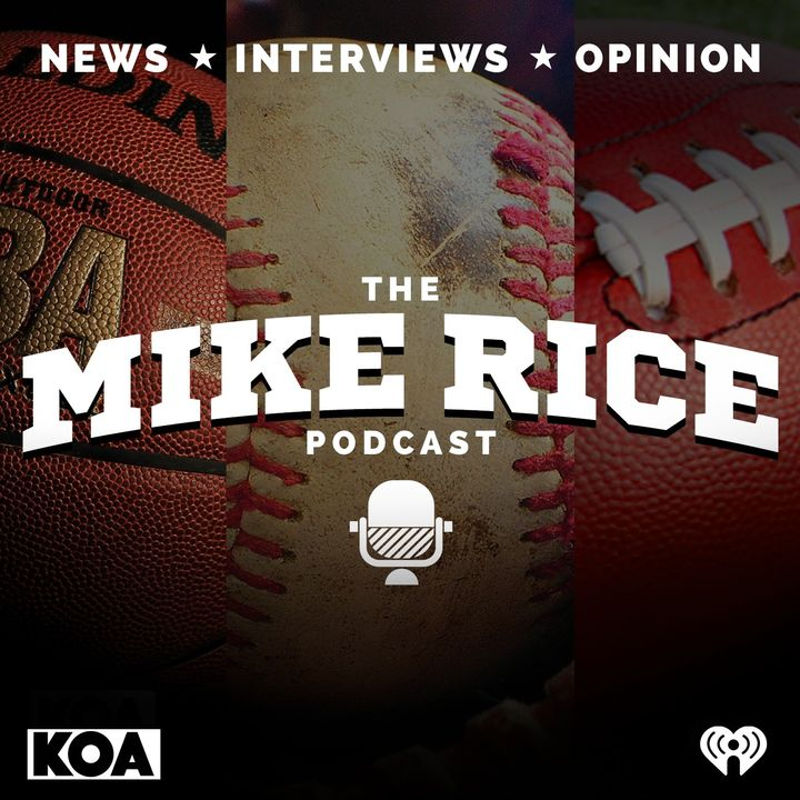 The Mike Rice Podcast