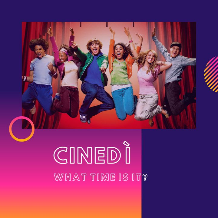 CINEDÌ - What Time Is It?