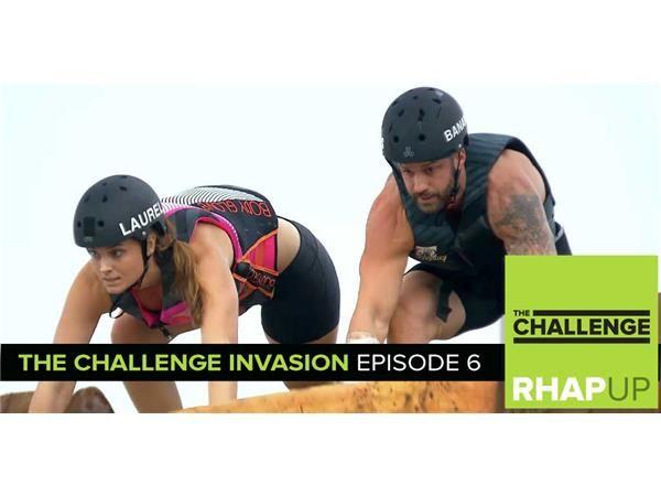 MTV Reality RHAPup | The Challenge Invasion Episode 6 RHAPup