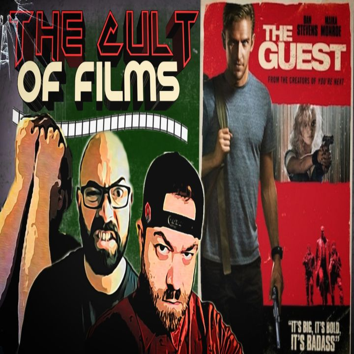 The Guest (2014) - The Cult of Films