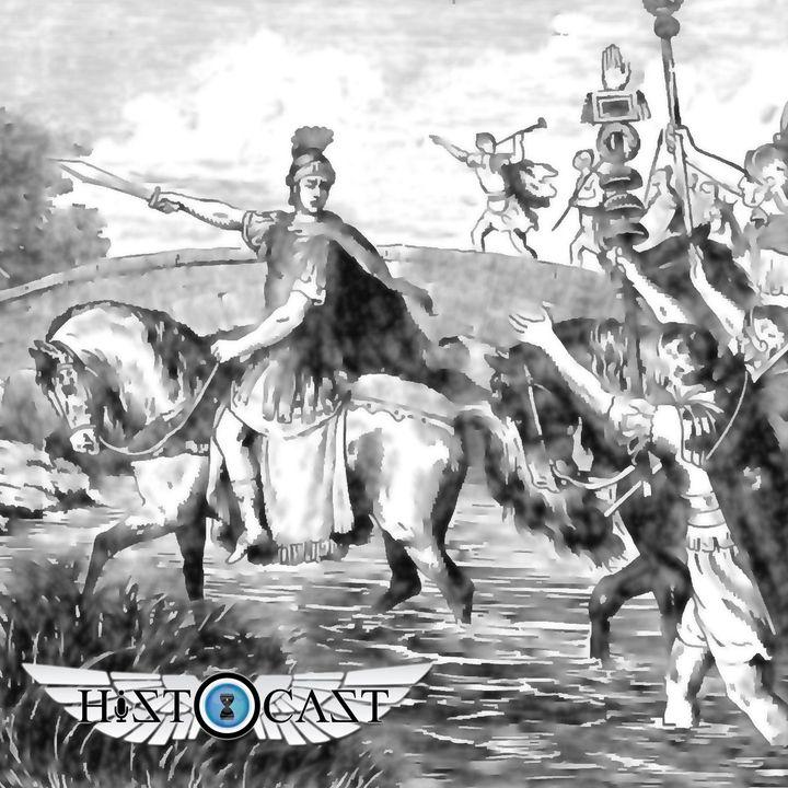 HistoCast 202 - De bello civile secunda, César contra Pompeyo (Parte I)