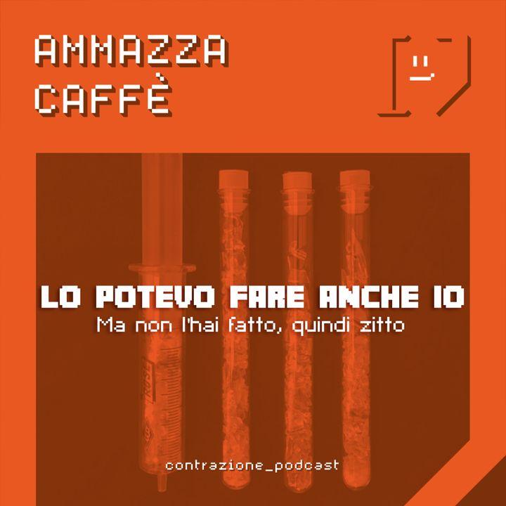 Arte e Oriente con Andrea - AMMAZZACAFFÈ   #1