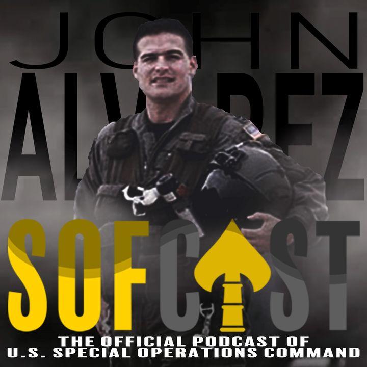 14. Col (Ret) John Alvarez - Helo pilot & first amputee to return to combat flight duty
