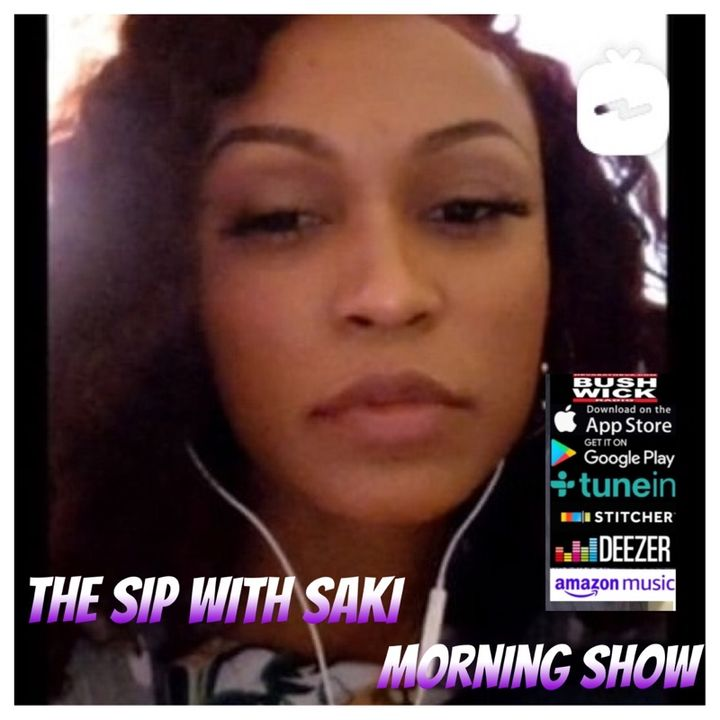 The Sip With Saki Morning Show. Fatherhood Matters Guest. Kimberly blackwell