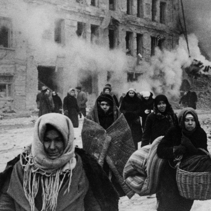 Horchposten 1941 я слышу войну (1/2)
