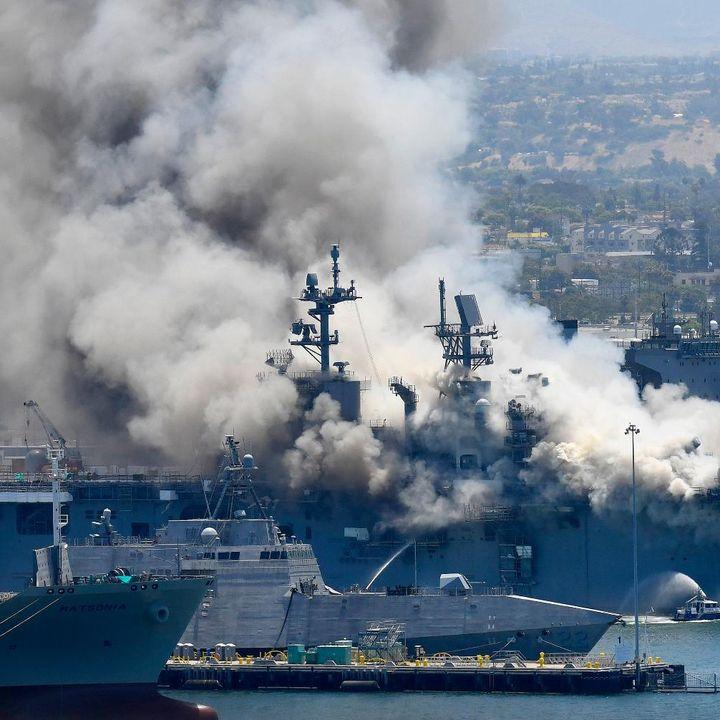 176 - Le navi da crociera inquinano da ferme