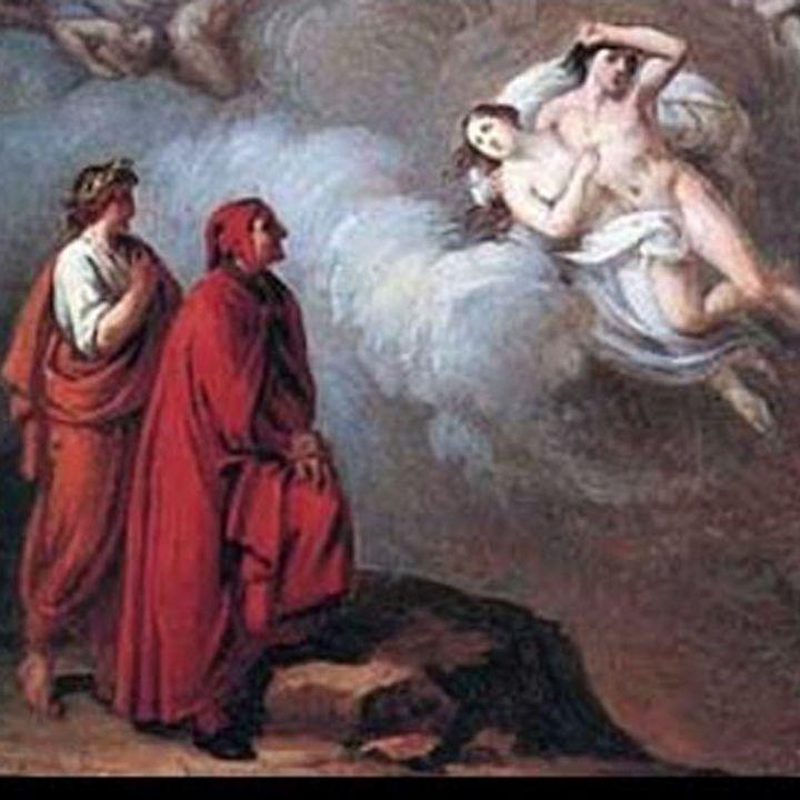Intervista Dario Guardalben su Divina Commedia - Inferno, Canto V  (Paolo e Francesca)