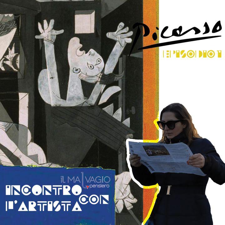 01 - Guernica, Picasso e il dolore della guerra