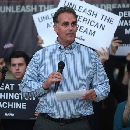 Danny Tarkanian Talks With President Trump And Switches Races