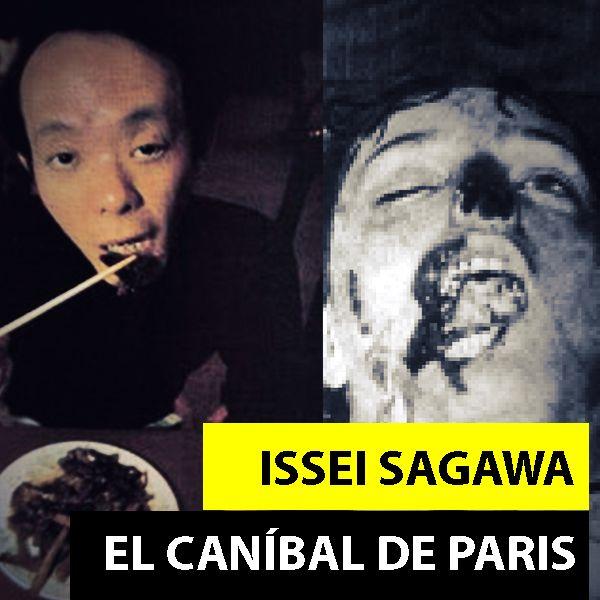 ISSEI SAGAWA   EL CANÍBAL DE PARIS